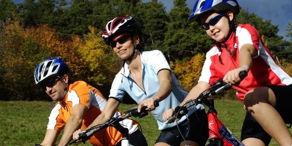 Dieses Gebiet um Drena ist bei Mountainbikern beliebt und Ausgangspunkt vieler Biketouren.