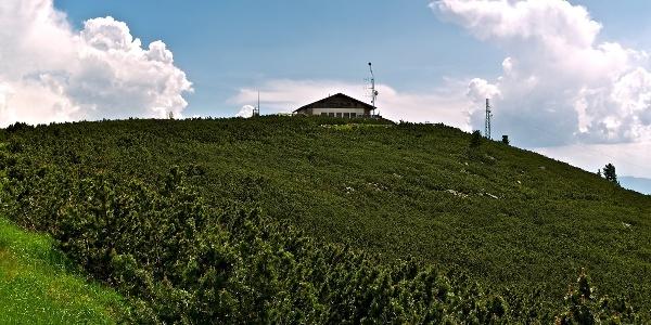 Von Oberbozen über Oberinn auf die Schwarzseespitze am Ritten.