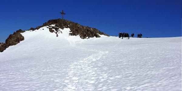 Fantastic summit in Vallelunga valley- from Melago skitouring till the Punta Lago Bianco.