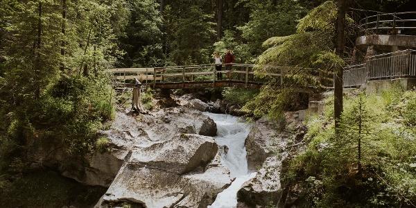 Wildwasserweg Kiental