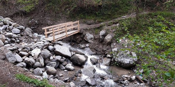 Da Parcines al Castel Tirolo - escursione promaverile