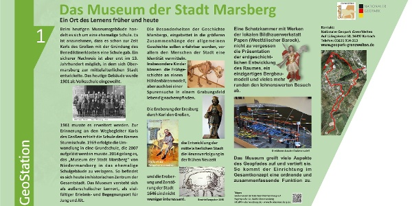 Station 1 Museum der Stadt Marsberg