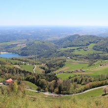 Blick Richtung Stubenberg und Herberstein