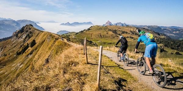Biken in Schwyz