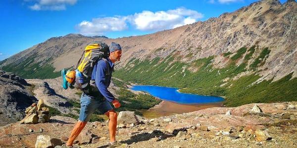 Trekking en Bariloche - Laguna Jakob a Lago Mascardi