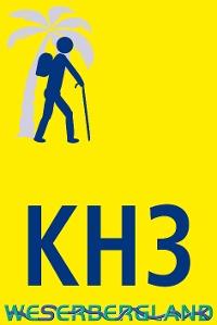 Wegezeichen KH3