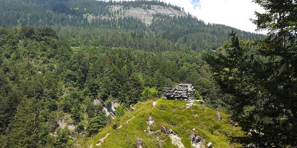Ruin Wackenau