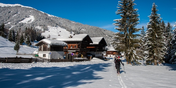 Start in Inneralpbach