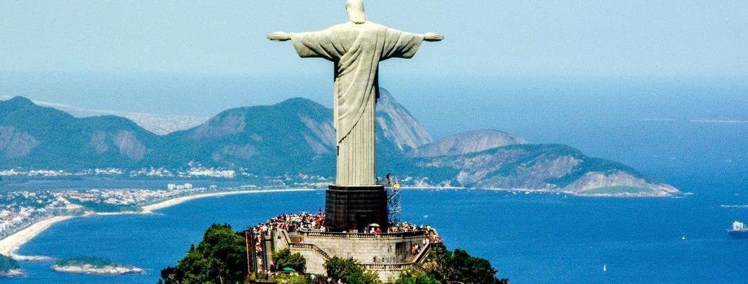 Cristo Redentor, Rio de Janeiro - Brasil