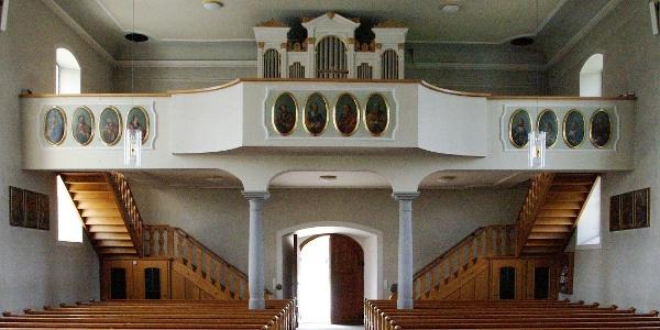 Krumbach, Katholische Pfarrkirche Heiliger Martin 2