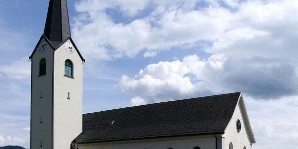 Langen bei Bregenz, Katholische Pfarrkirche Heiliger Sebastian