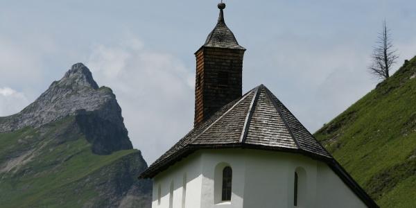 Lech, Expositurkirche Heiliger Martin 2