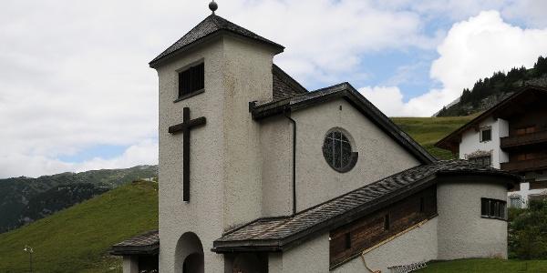 Lech, Kirche Christkönig 1