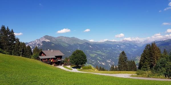 Battagliahütte Brambrüesch
