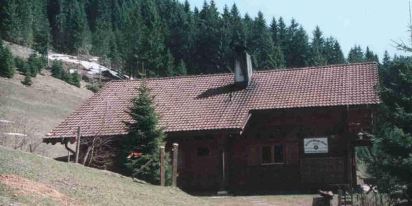 Dr.-Erich-Berger-Hütte