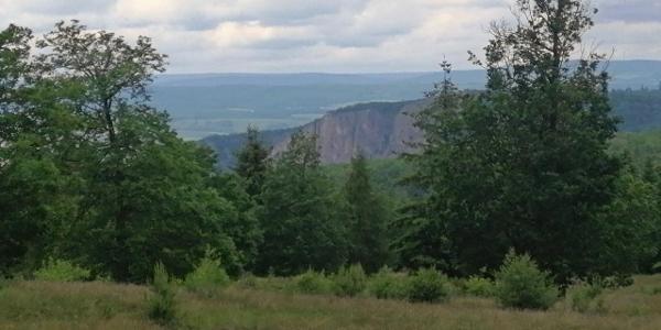 Blick zum Rotenfels,