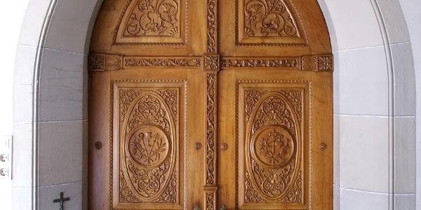 Raggal, Katholische Pfarrkirche Heiliger Nikolaus und Heiliger Theodul 3