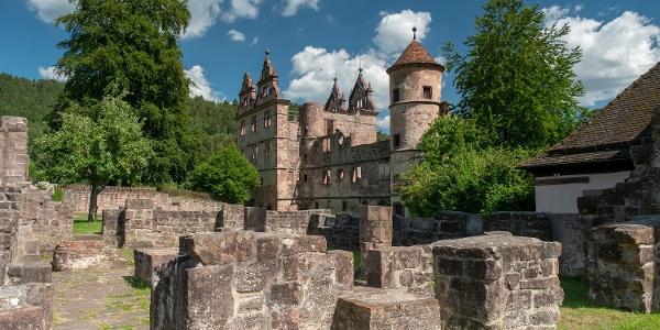 Klosteranlage Calw-Hirsau