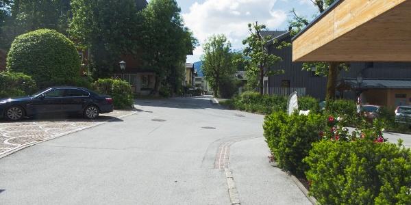Startpunkt Bad Hofgastein; Impuls Hotel Tirol