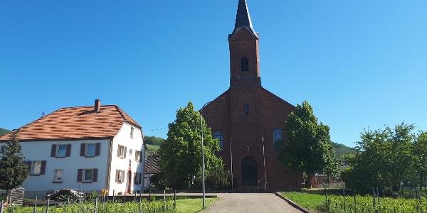 Katholische Kirche St. Stephanus, Albersweiler