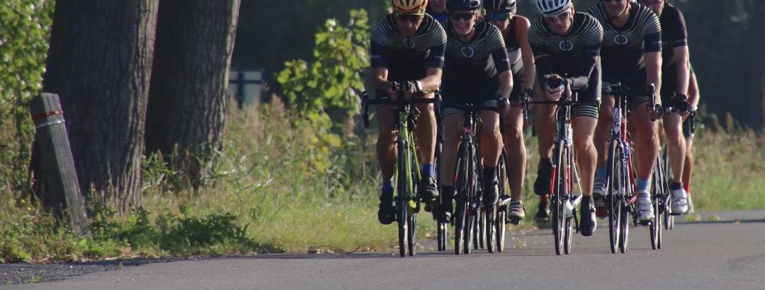 Rennradfahren in der Eifel