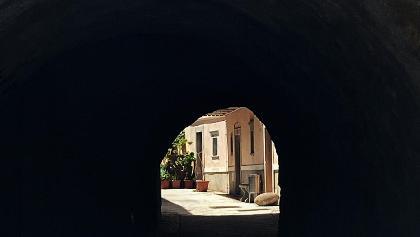 Entering Radovljica