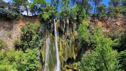 Cascade de Sillans-la-Cascade
