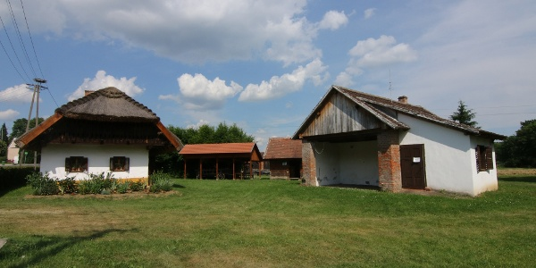 A nagyrákosi tájházhoz kovácsműhely is tartozik