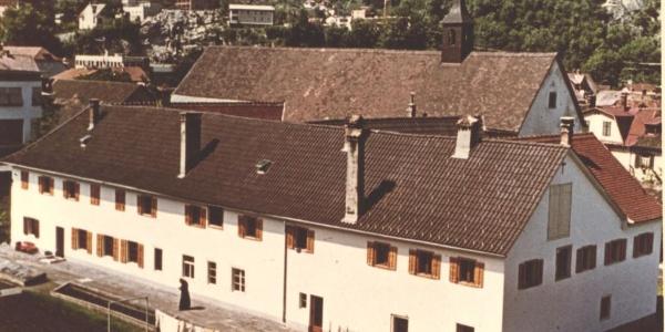 Bludenz, Kapuzinerkloster und Klosterkirche