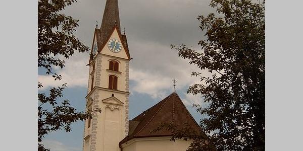 Nenzing, Katholische Pfarrkirche Heiliger Mauritius und Friedhof 2
