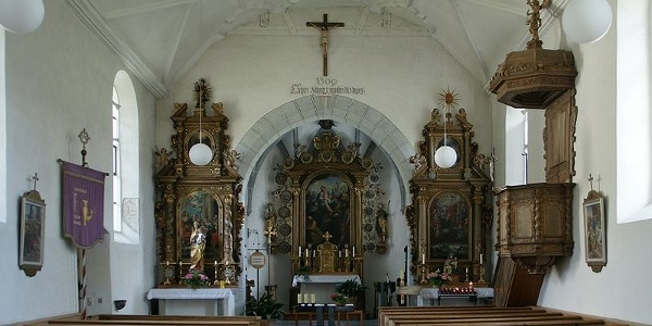 Thüringen, Katholische Filialkirche Heilige Anna 1