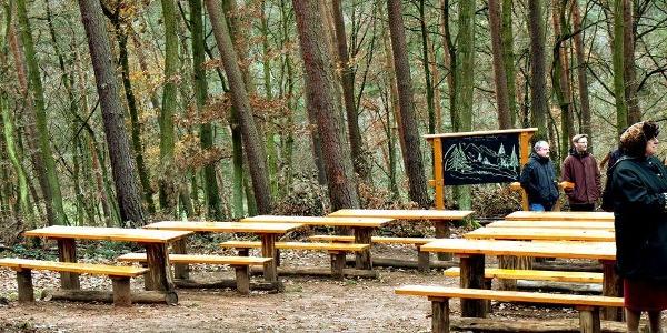 Waldklassenzimmer