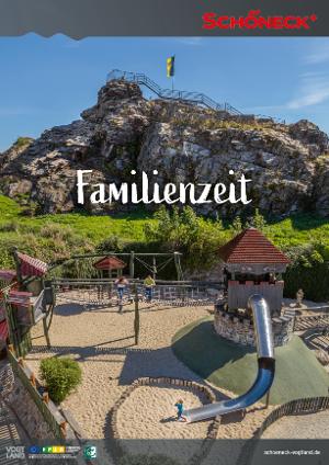Cover Familienzeit in Schöneck