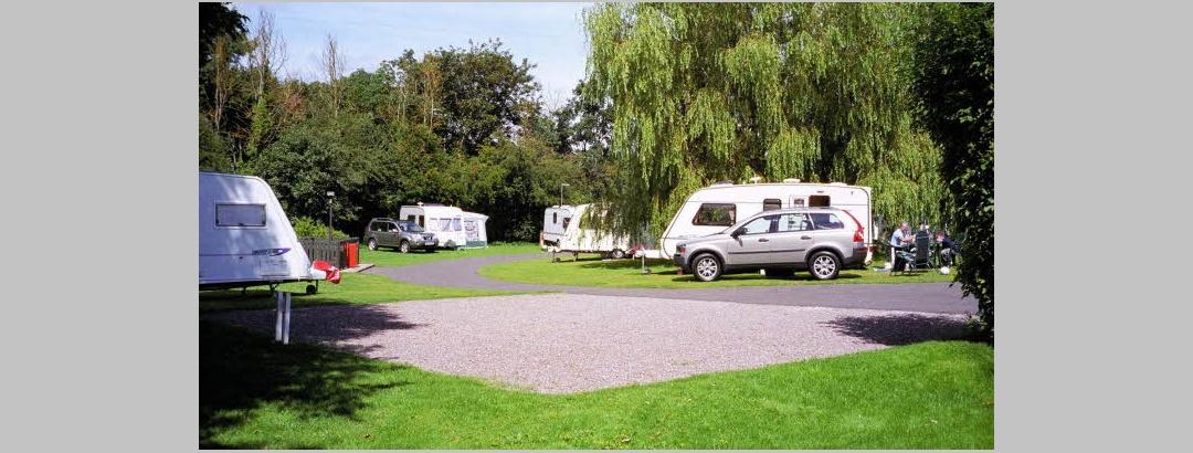 Cadeside Caravan Club Site