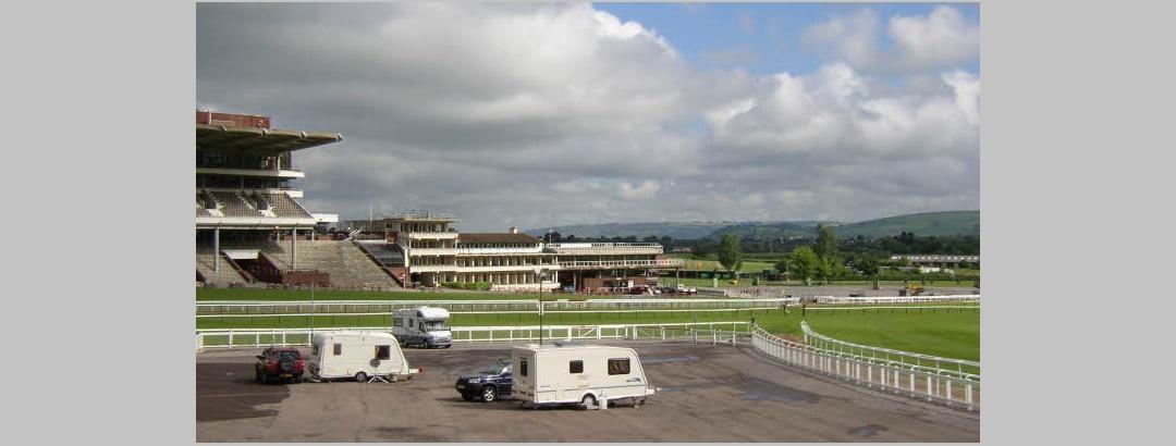 Cheltenham Racecourse Caravan Club Site