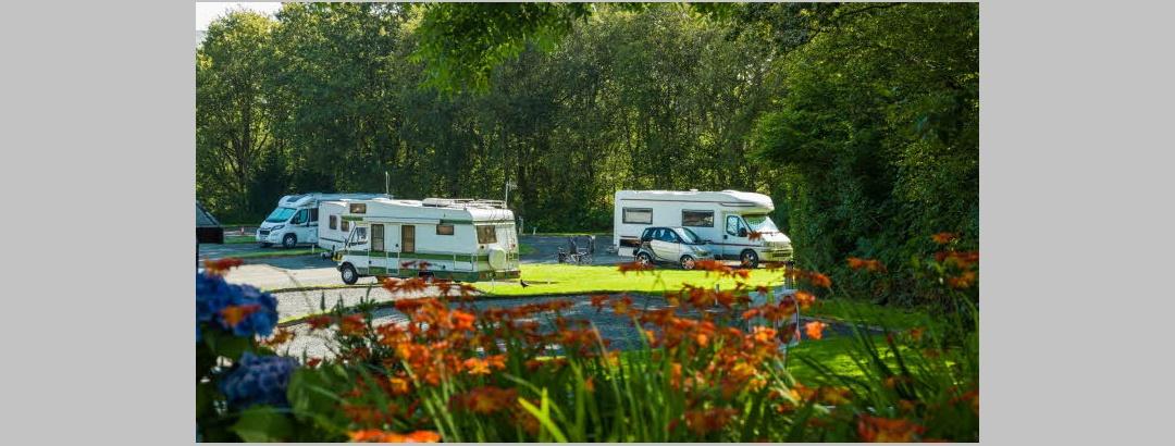 Coed-Y-Llwyn Caravan Club Site