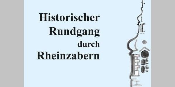 Cover Historischer Rundgang