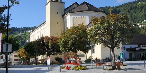 Schruns, Katholische Pfarrkirche Heiliger Jodok 1
