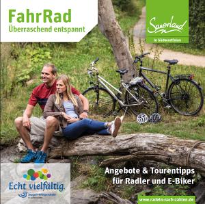 Booklet FahrRad - Überraschend entspannt
