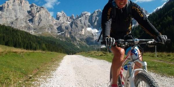 Val Venegia ride