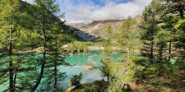 Lake Palü