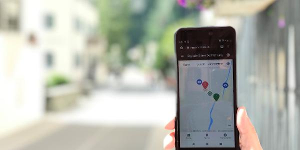 Digitaler Reiseführer - Das Smartphone als Dorfführer