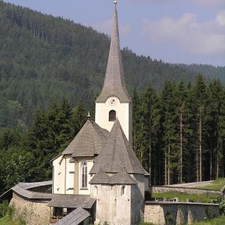 Pfarrkirche Deutsch-Griffen