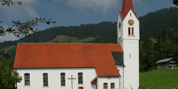 Sibratsgfäll, Katholische Pfarrkirche Heiliger Erzengel Michael