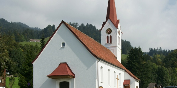 Sibratsgfäll, Katholische Pfarrkirche Heiliger Erzengel Michael 2