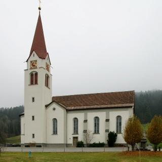 Sulzberg, Katholische Pfarrkirche Heiliger Franz Xaver