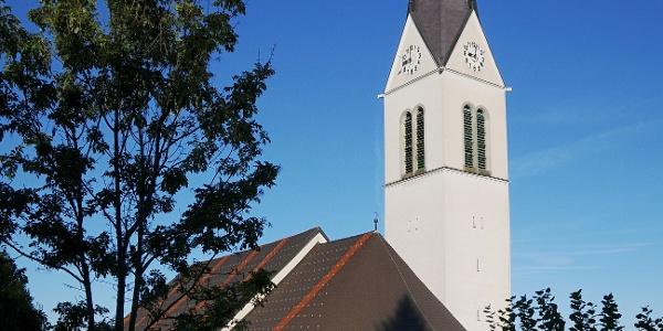Wolfurt, Katholische Pfarrkirche Heiliger Nikolaus