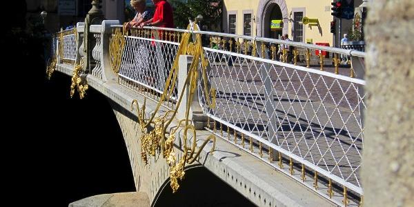 Merans Jugendstilbrücke par excellence