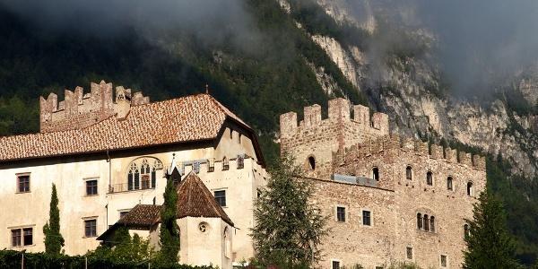 Schloss Freudenstein in Eppan Berg.