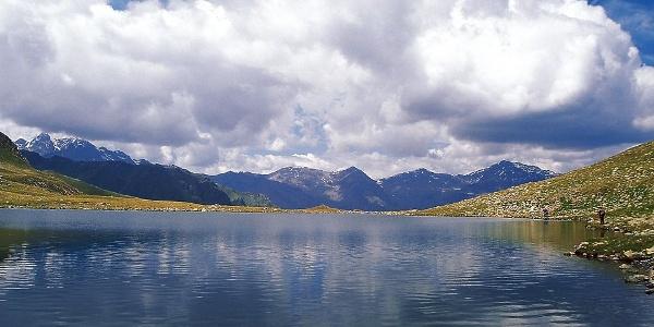 Der See unter dem Welschen Berg
